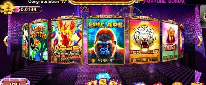 Dragon Luck และ Epic Ape เกมสล็อตแนะนำ ประจำวัน